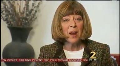 Narconon Georgia former Executive Director Mary Rieser