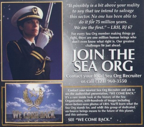 Join The Sea Org