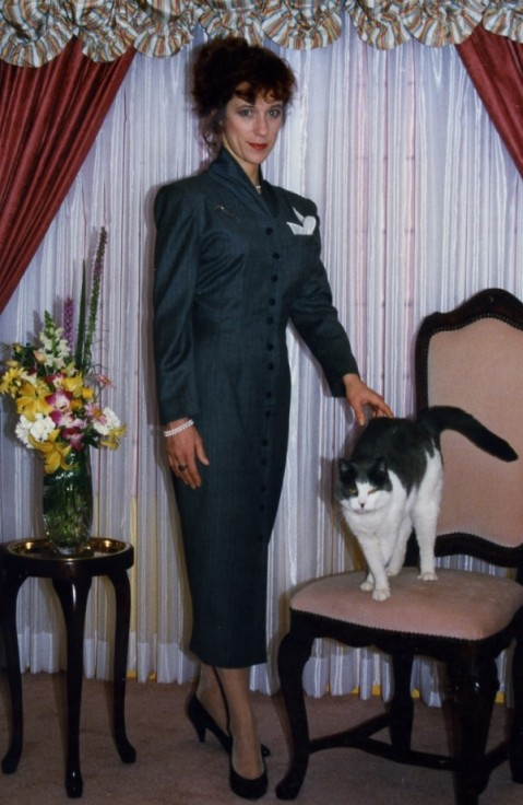 Shelly Miscavige, wife of Scientology Supreme Leader for life David Miscavige, before she was banished to a Scientology prison by her husband.