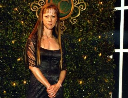 Shelly Miscavige at the Hollywood Celebrity Centre gala, circa 2005